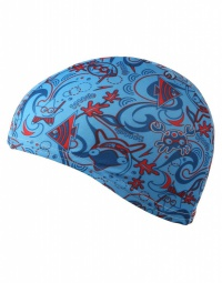 Speedo Sea Squad Polyester Cap Junior