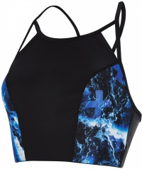Speedo Stormza Tank Top Black/Ultramarine/Stellar