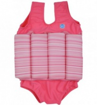 Splash About Floatsuit Pink Candy