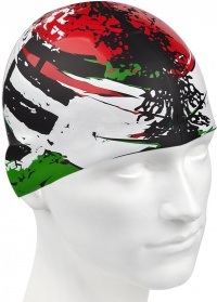 Mad Wave Italy Swim Cap
