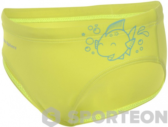 Aqua Sphere Kimiko Aqua First Slip Boy Bright Green/Turquoise