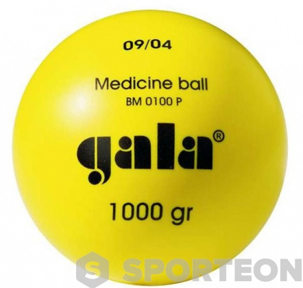 Palla appesantita di plastica 1 kg