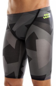 Mad Wave Forceshell Air Force Grey/Black