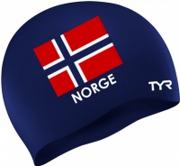 Tyr Norway Swim Cap