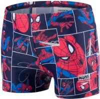 Speedo Marvel Spiderman Aquashort Boy Navy/Lava Red/Neon Blue