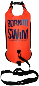 BornToSwim Swimrun Backpack Buoy