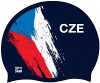 BornToSwim CZE Swimming Cap