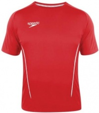 Speedo Dry T-Shirt Red