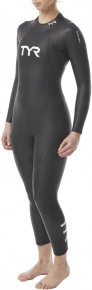 Tyr Hurricane Wetsuit Cat 1 Women Black