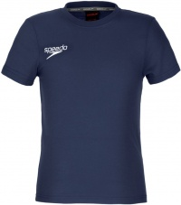 Speedo Small Logo T-Shirt Junior Navy