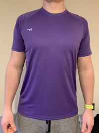 Tyr Tech T-Shirt Purple