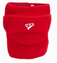 Rucanor Smash Knee Pad Red